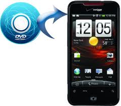 convert DVD to HTC Holiday