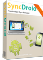 SyncDroid Android Backup and Restore