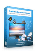 Any Video Converter Ultimate = MXF Video Converter + MPEG Converter + AVI Converter + FLV Converter + YouTube Video Converter + MP4 Converter